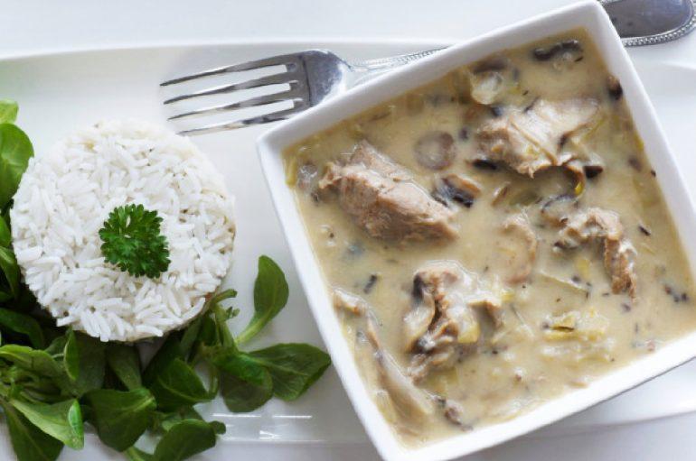 Filet mignon au Boursin (recette Companion)