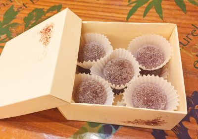 IMG 2094 400x280 - Pâtes de fruits pomme - cannelle (recette Companion)