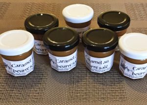 IMG 2107 300x215 - Caramel au beurre salé (recette Companion)