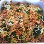 IMG 2444 150x150 - Gratin de brocolis aux lardons