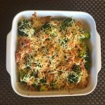 IMG 2445 150x150 - Gratin de brocolis aux lardons