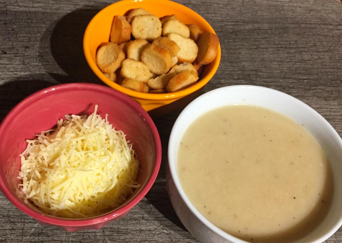 IMG 2739 - Soupe à l'oignon (recette Companion)