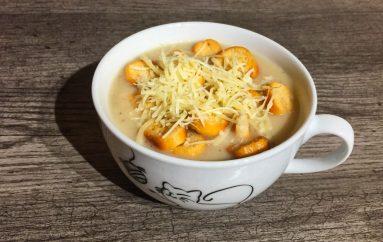Soupe à l'oignon (recette Companion)