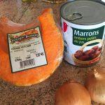 IMG 2981 150x150 - Soupe de potiron, marrons, oignons (Recette Companion)
