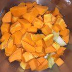 IMG 2984 150x150 - Soupe de potiron, marrons, oignons (Recette Companion)