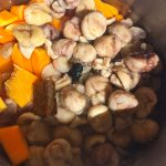 IMG 2987 150x150 - Soupe de potiron, marrons, oignons (Recette Companion)