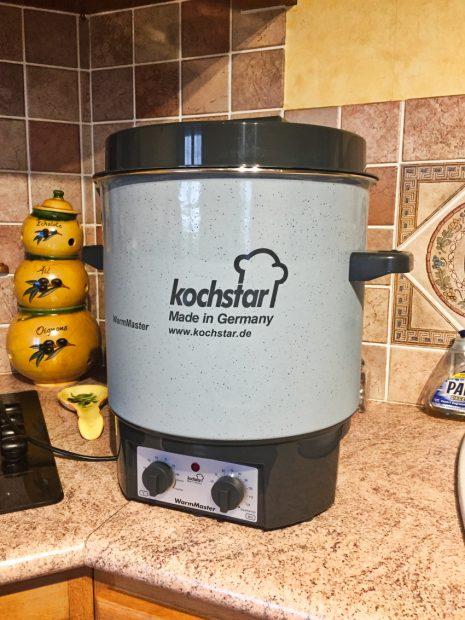 IMG 2994 465x620 - On a testé : Le stérilisateur électrique WarmMaster Kochstar
