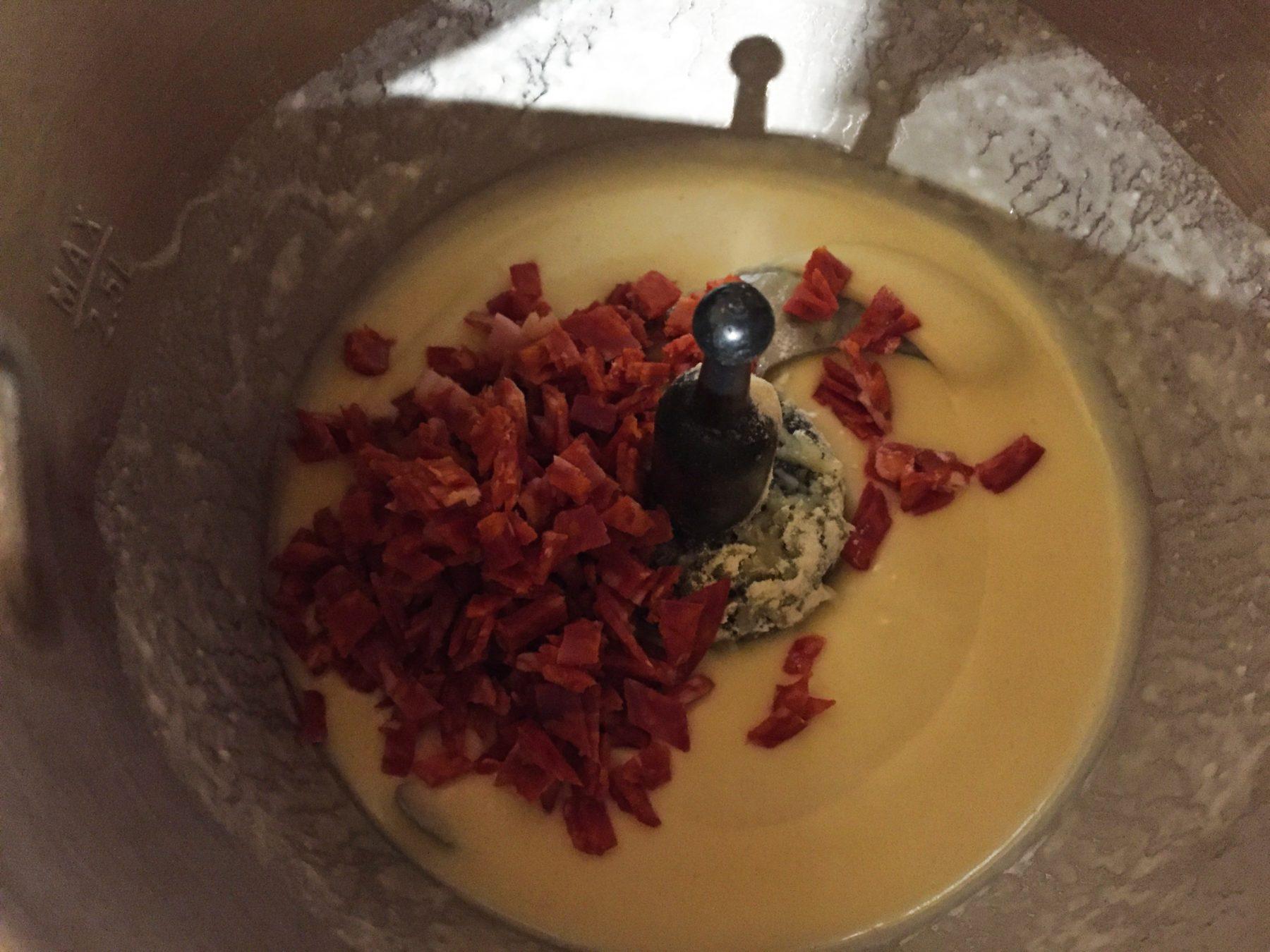 IMG 3007 - Cannelés au chorizo (recette Companion)