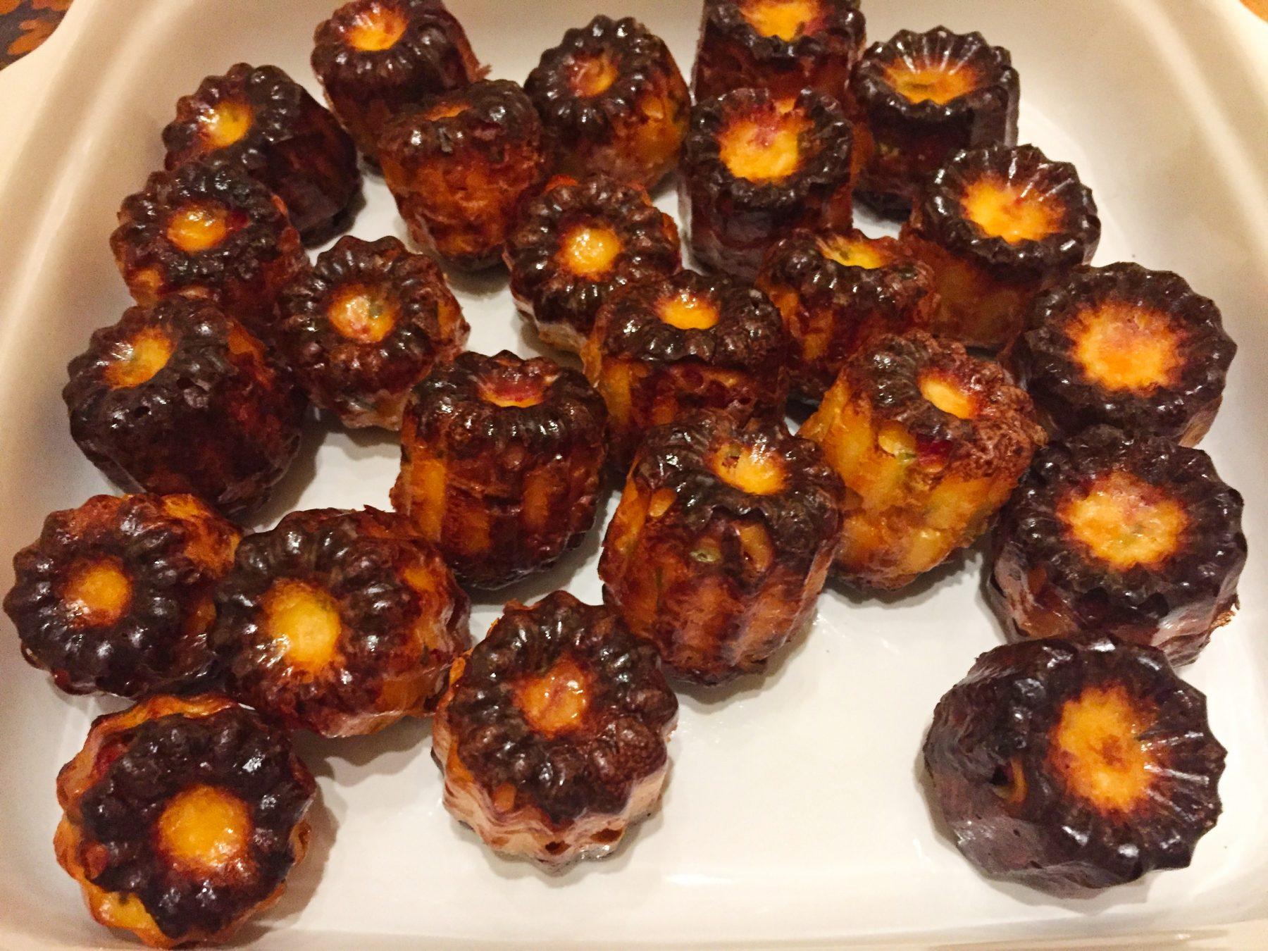 IMG 3020 - Cannelés au chorizo (recette Companion)