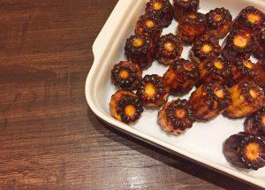 IMG 3021 300x215 - Cannelés au chorizo (recette Companion)