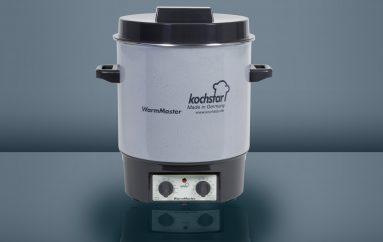 On a testé : Le stérilisateur électrique WarmMaster Kochstar