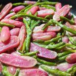 IMG 3756 150x150 - Poêlée de radis et haricots verts