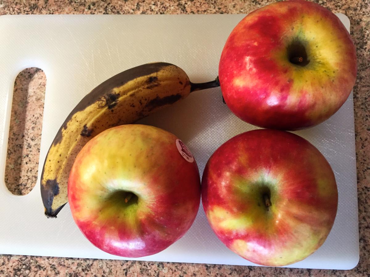 IMG 4022 - Pâtes de fruits pomme - banane (recette Companion)
