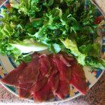 IMG 4083 150x150 - Yakitori boeuf fromage, salade tomate oeuf et carpaccio