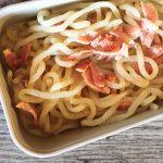 IMG 4108 150x150 - Nouilles de konjac à la crème et au bacon grillé