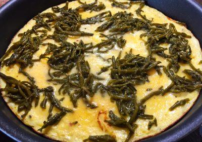 IMG 4123 400x280 - Omelette à la salicorne