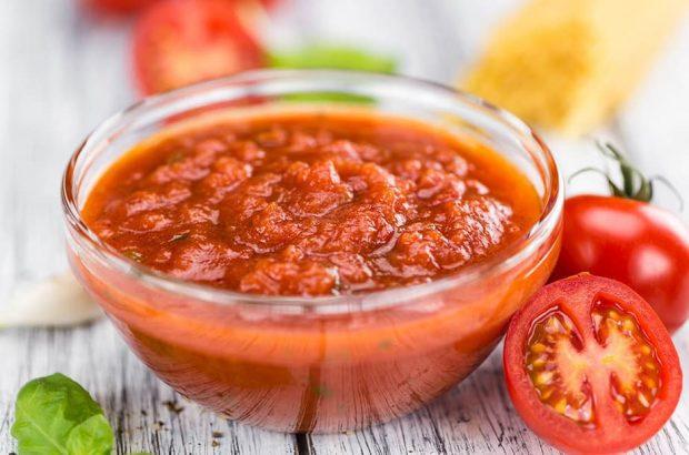 Homemade Tomato Pasta Sauce 620x410 - Sauce tomate (Bocaux à stériliser ou pas)