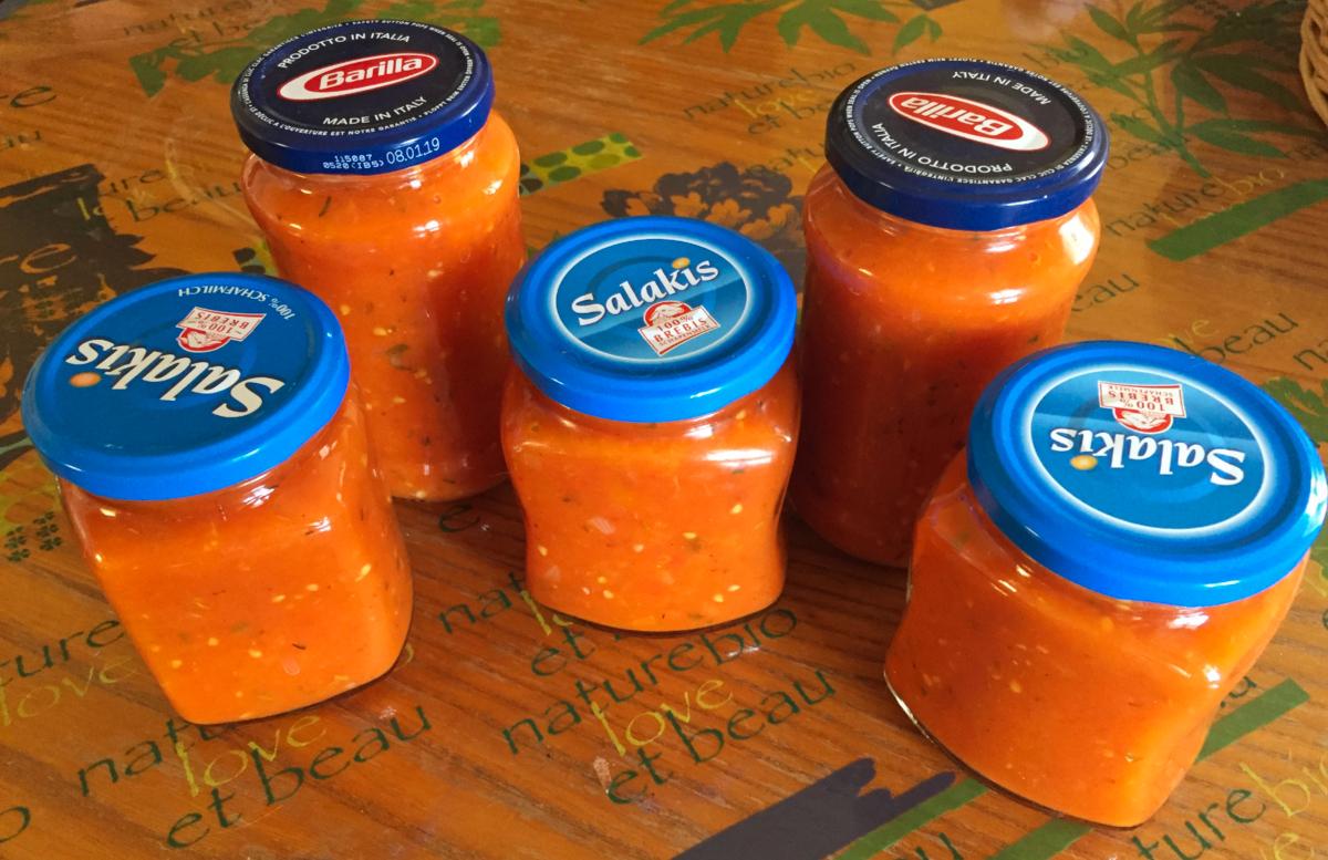 Recette de sauce tomate bocaux st riliser ou pas cuisine blog - Sterilisation plats cuisines bocaux ...