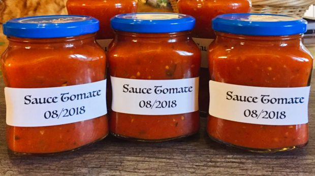 IMG 4244 620x347 - Sauce tomate (Bocaux à stériliser ou pas)