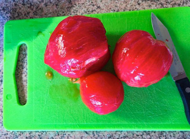 IMG 4377 620x455 - Verrines de tomates à la feta