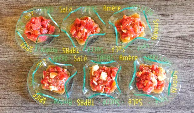 IMG 4381 620x363 - Verrines de tomates à la feta