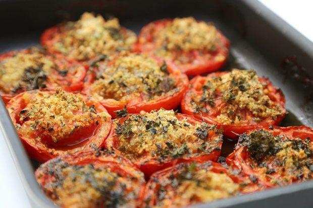 ob a1be63 tomates provencales farcies aux pignon 620x413 - Tomates à la provençale