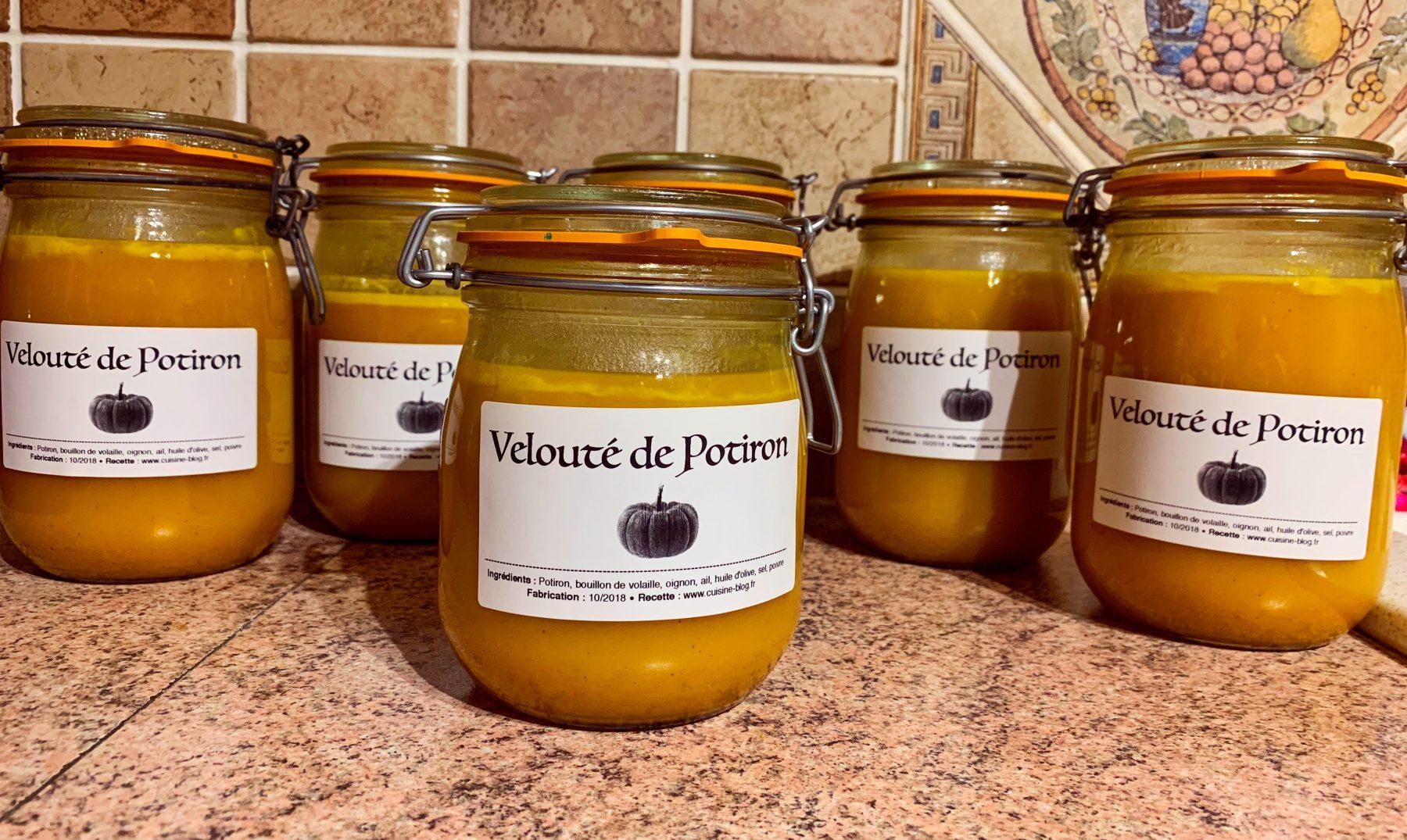 IMG 5028 - Velouté de Courge / Potiron