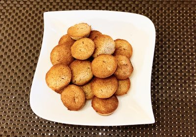 IMG 5833 400x280 - Biscuits fondants orange et cannelle
