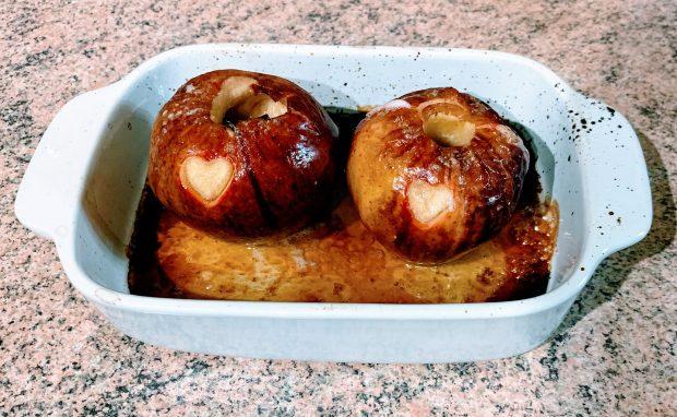 IMG 6118 620x382 - Pommes au four au miel