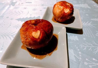 IMG 6120 400x280 - Pommes au four au miel