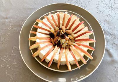 IMG 6630 400x280 - Camembert aux pommes et fruits secs