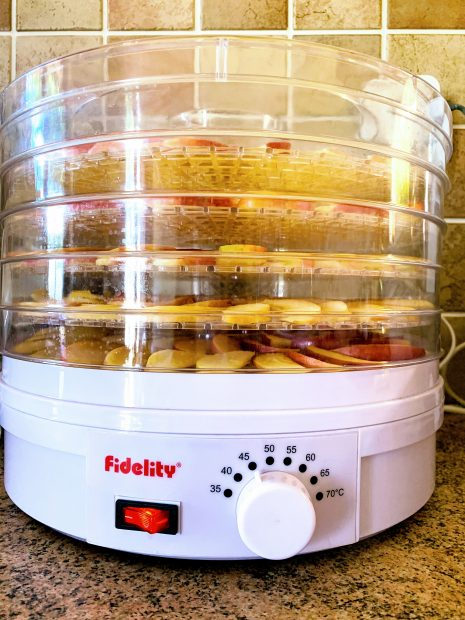 IMG 7571 465x620 - Pommes séchées au déshydrateur