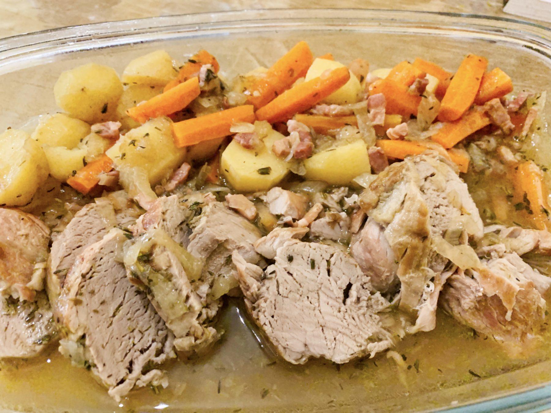 Recette De Filet Mignon De Porc Fondant En Cocotte Cuisine Blog